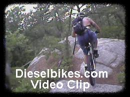 Bruce & Tom's Mountain Bike Video 01