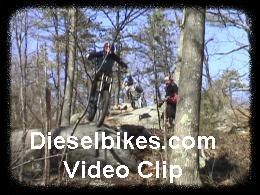 Bruce & Tom's Mountain Bike Video 04
