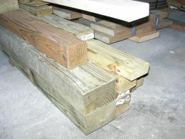 Structural Wood - Treated/Non-treated