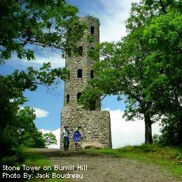 Stone Tower - Lynn Woods Reservation