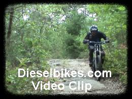 Lynn Woods Mountain Bike Video 01