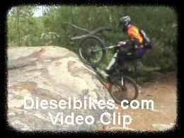 Lynn Woods Mountain Bike Video 02