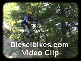 Lynn Woods Mountain Bike Video 03
